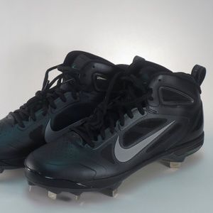 *SOLD* NIKE Lunar Huarache Carbon Elite Cleats